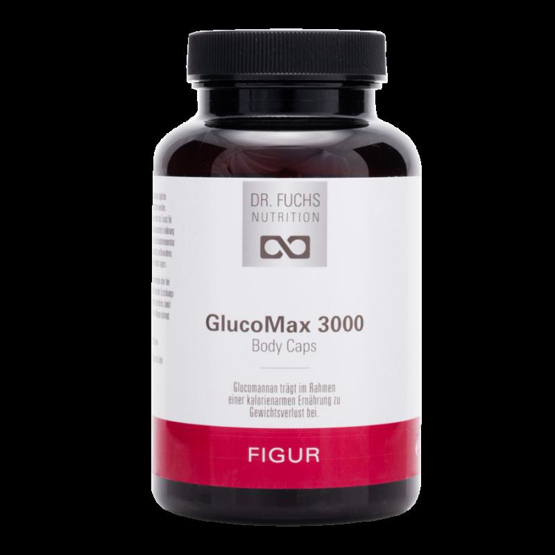 GlucoMax 3000 Body Caps