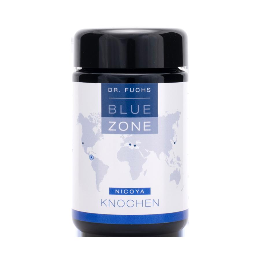 Produktfoto Dr. Fuchs Blue Zone Nicoya Knochen