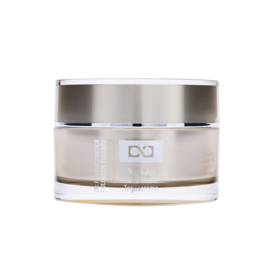 Produktfoto Dr. Fuchs Cosmetics Collagen Therapy Triple-Act Tagescreme