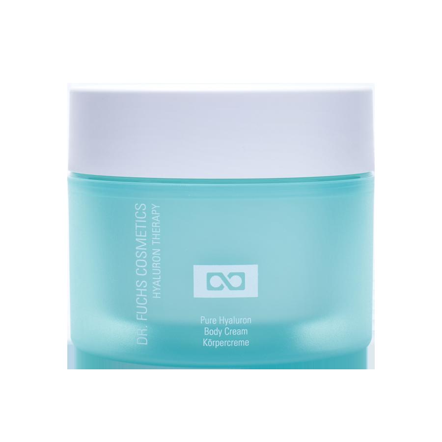 Produktfoto Dr. Fuchs Cosmetics Hyaluron Therapy Pure Hyaluron Body Cream Körpercreme