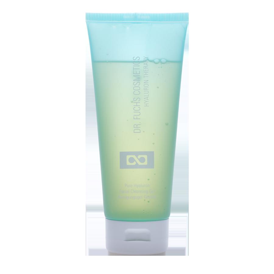 Produktfoto Dr. Fuchs Cosmetics Hyaluron Therapy Pure Hyaluron Facial Cleansing Gel Reinigungsgel Gesicht