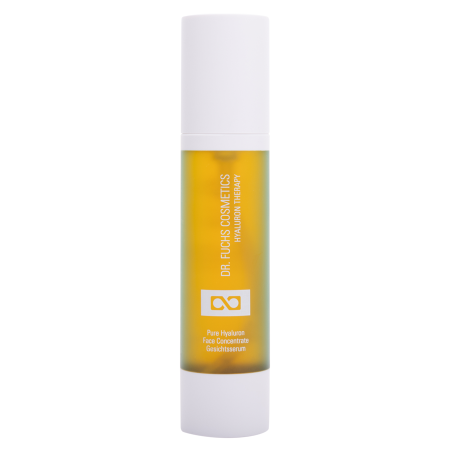 Produktfoto Dr. Fuchs Cosmetics Hyaluron Therapy Pure Hyaluron Face Concentrate Gesichtsserum