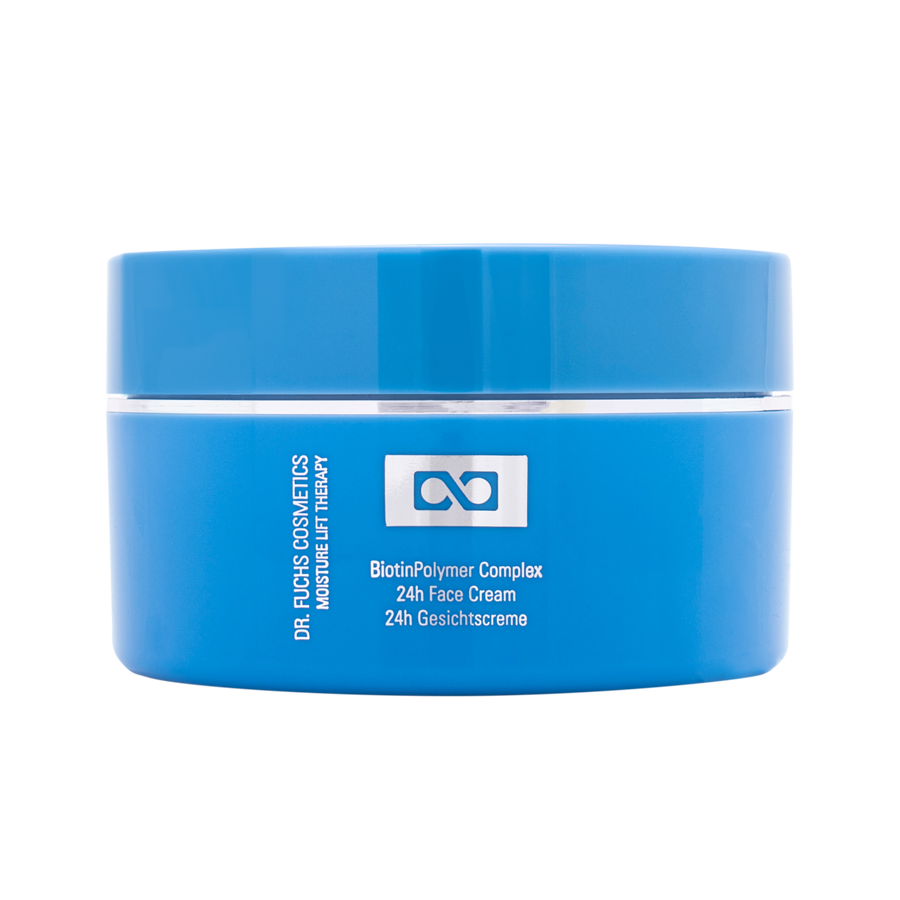 Produktfoto Dr. Fuchs Cosmetics Moisture Lift Therapy BiotinPolymer Complex 24h Face Cream Gesichtscreme