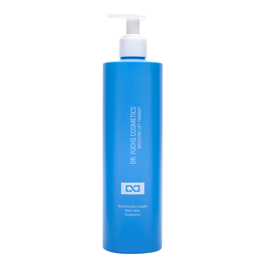 Produktfoto Dr. Fuchs Cosmetics Moisture Lift Therapy BiotinPolymer Complex Body Lotion Körperlotion