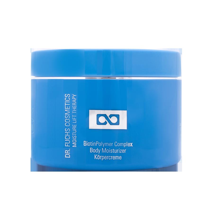 Produktfoto Dr. Fuchs Cosmetics Moisture Lift Therapy BiotinPolymer Complex Body Moisturizer Körpercreme
