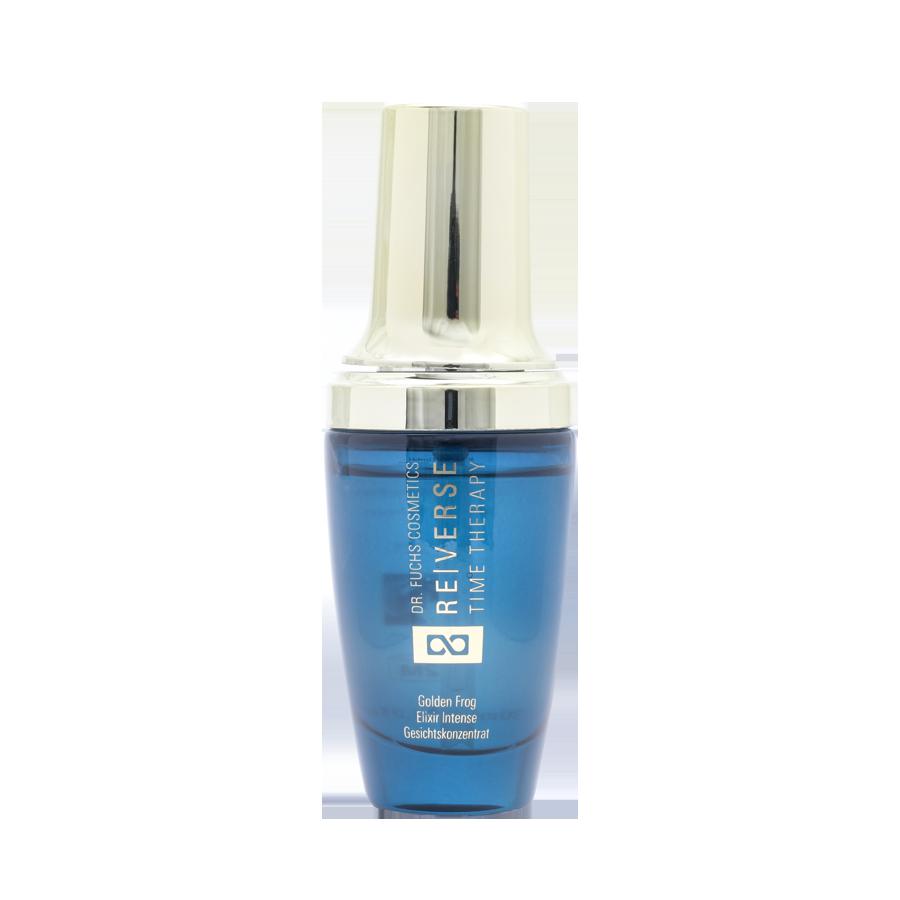 Produktfoto Dr. Fuchs Cosmetics Reverse Time Therapy Golden Frog Elixir Intense Gesichtskonzentrat