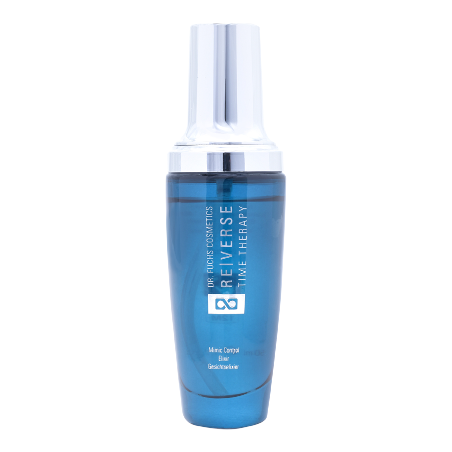 Produktfoto Dr. Fuchs Cosmetics Reverse Time Therapy Mimic Control Elixir Gesichtselixier