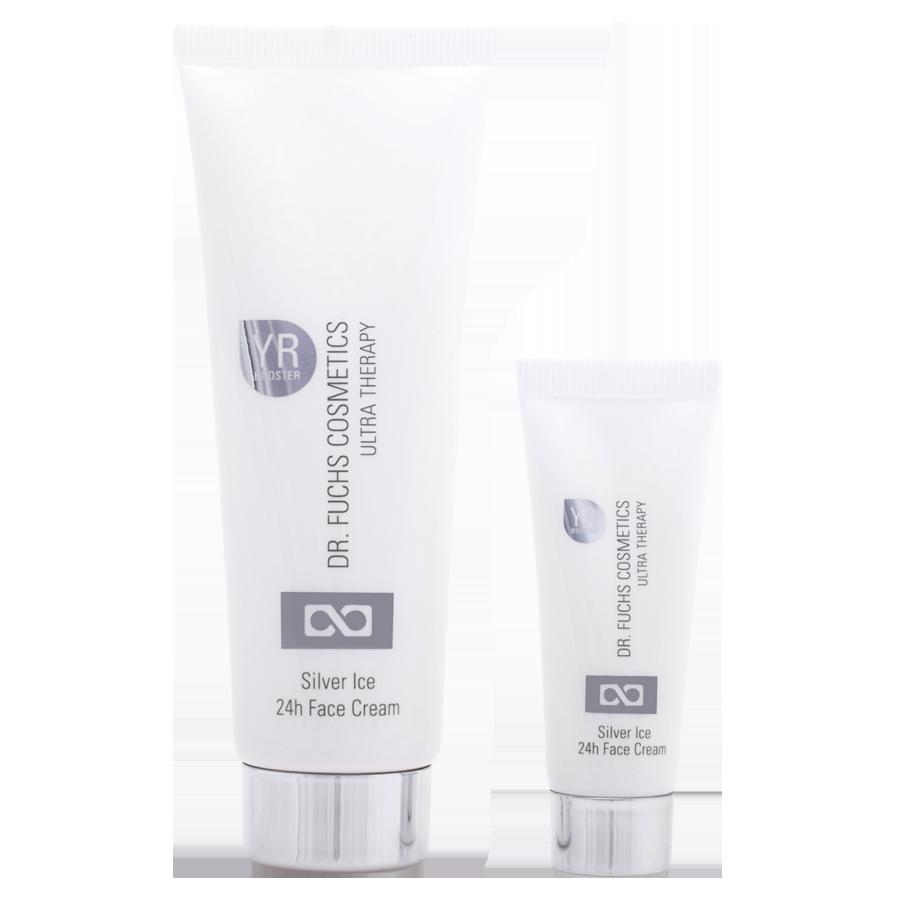 Produktfoto Dr. Fuchs Cosmetics Ultra Therapy Silver Ice 24h Face Cream