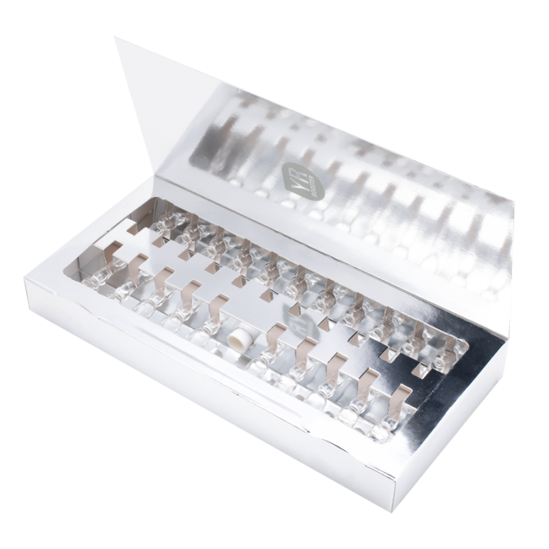 UT Silver Ice Ampoules Treatment (21x 1,1ml)