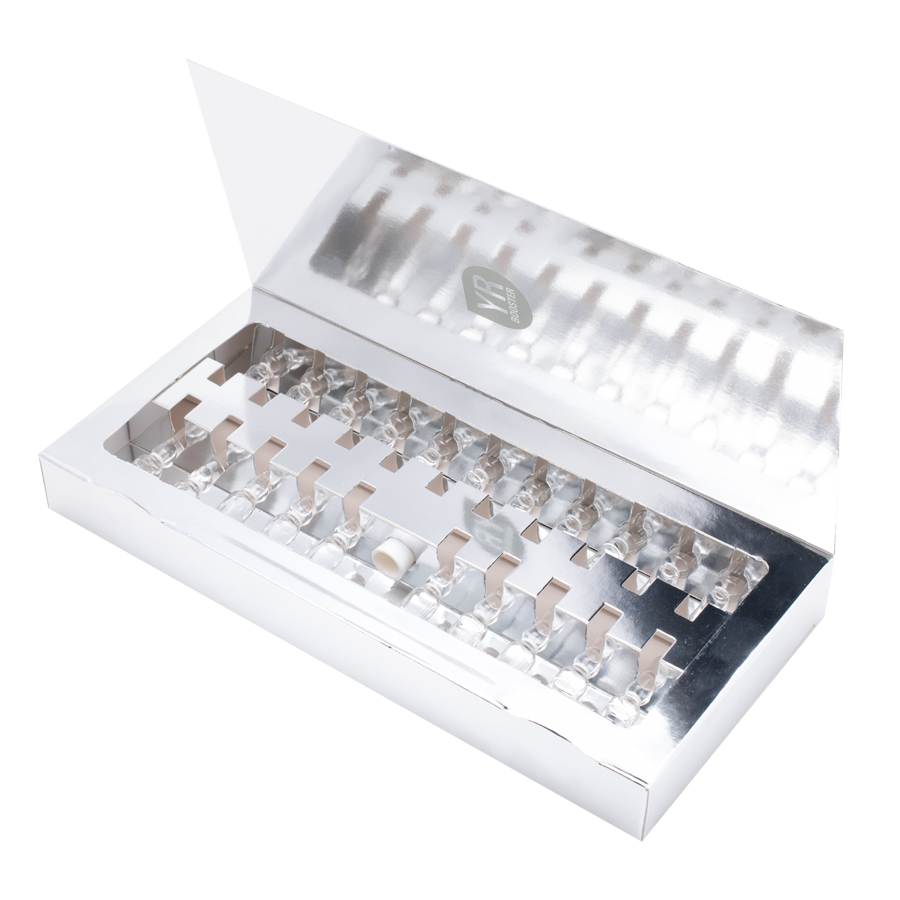 Produktfoto Dr. Fuchs Cosmetics Ultra Therapy Silver Ice Ampoules Treatment Ampullenkur