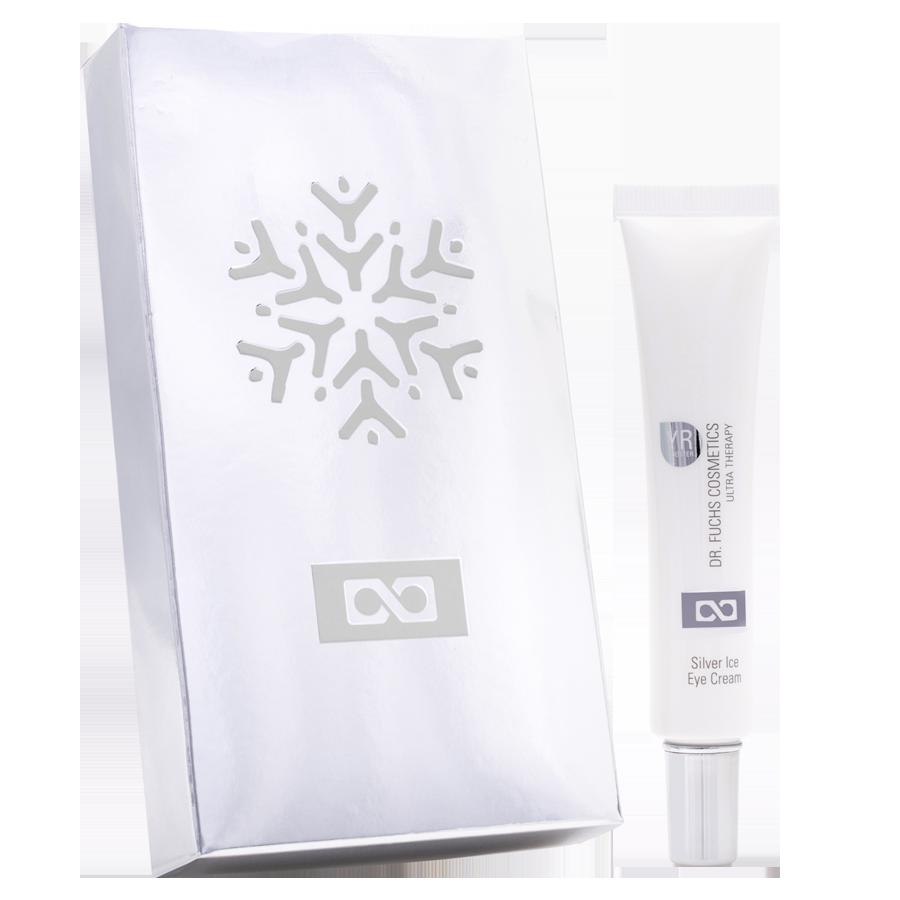 Produktfoto Dr. Fuchs Cosmetics Ultra Therapy Silver Ice Eye Cream
