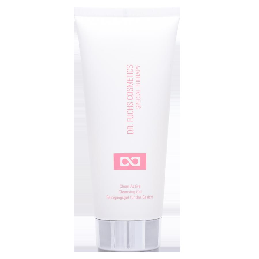Produktfoto Dr. Fuchs Cosmetics Special Therapy Clean Active Cleansing Gel Reinigungsgel für das Gesicht
