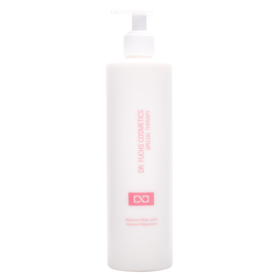 Produktfoto Dr. Fuchs Cosmetics Special Therapy Hyaluronic Body Lotion Hyaluron Körperlotion