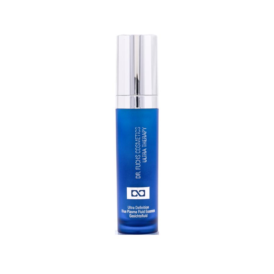 Produktfoto Dr. Fuchs Cosmetics Ultra Therapy Ultra Definition Blue Plasma Fluid Essence Gesichtsfluid