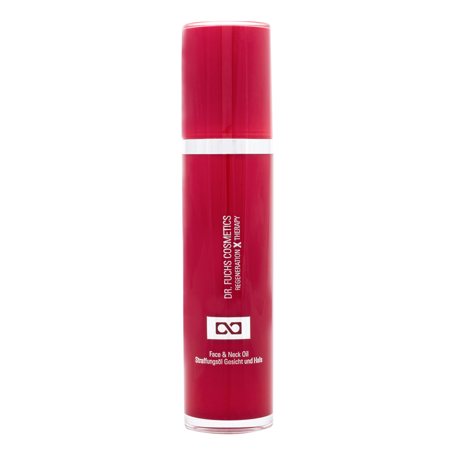 Produktfoto Dr. Fuchs Cosmetics Regeneration X Therapy Face and Neck Oil