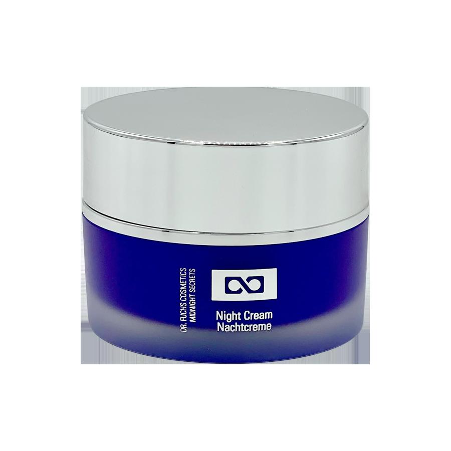Produktfoto Dr. Fuchs Cosmetics Midnight Secrets Night Cream